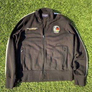 Ralph Lauren Polo Germany logo jacket